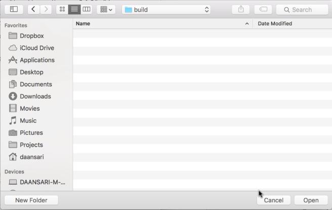 BuildFolder